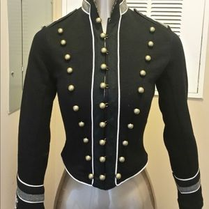 Ralph Lauren military blazer